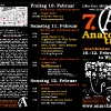 7. Anarchietage 12